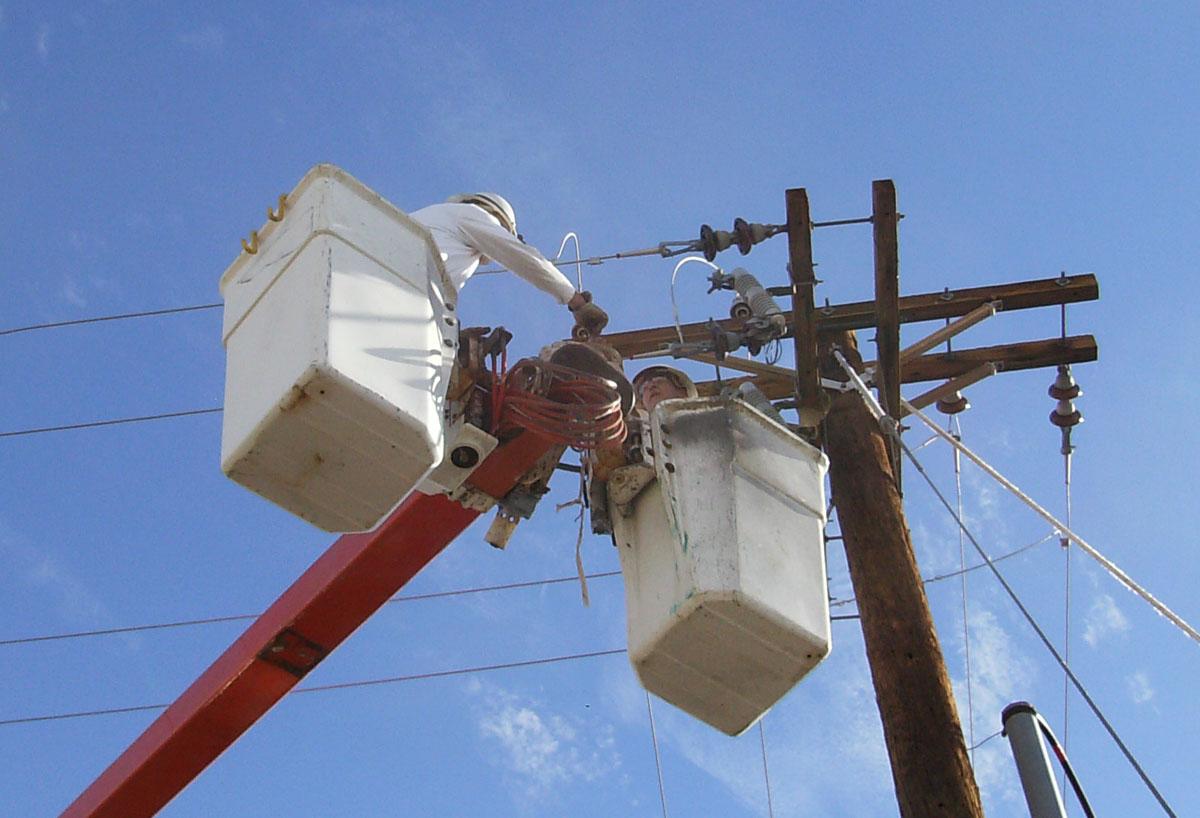 Medium Voltage Electrical     Utility